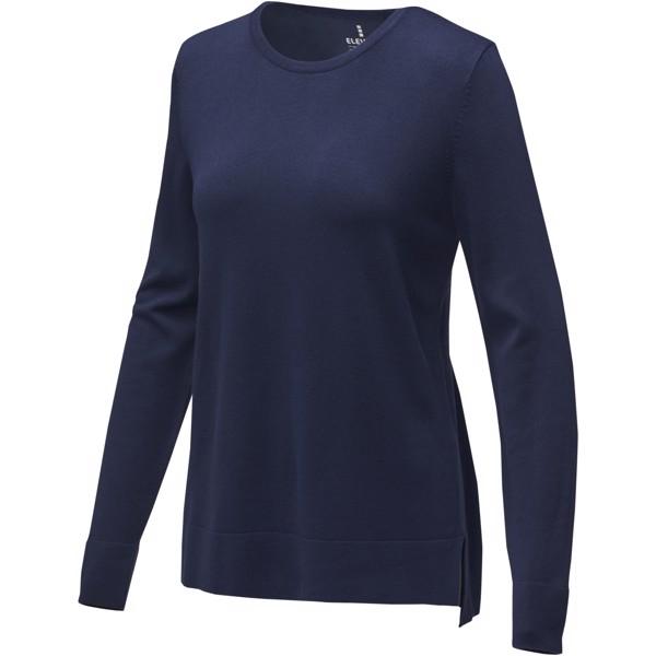 Merrit women's crewneck pullover - Navy / S