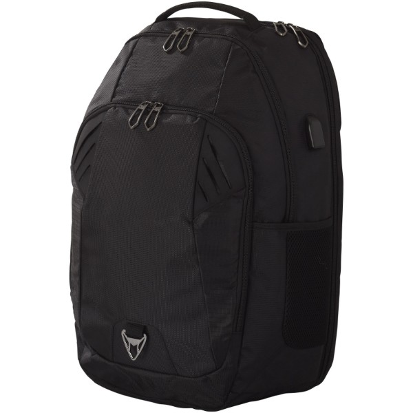 "FT airport security friendly 15"" laptop backpack"