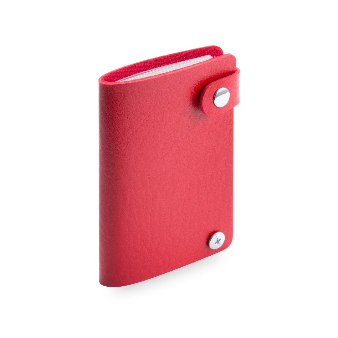 Card Holder Top - Red