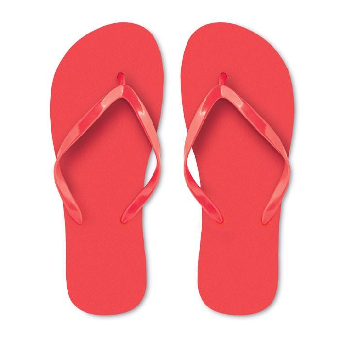 PE pláž papuče Honolulu - red / M
