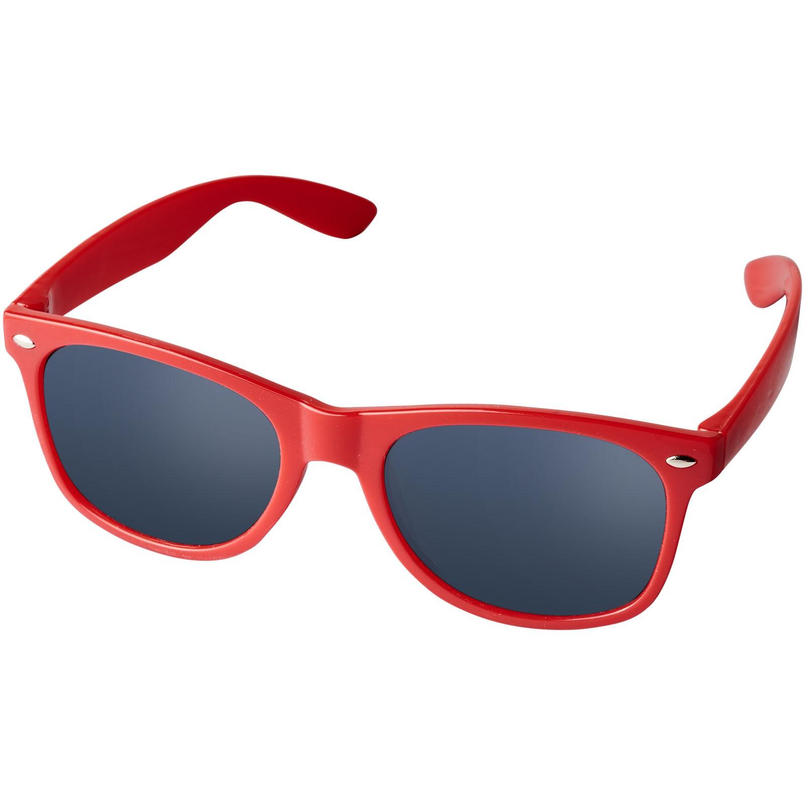 Okulary przeciwsłoneczne Sun Ray dla dzieci - Czerwony