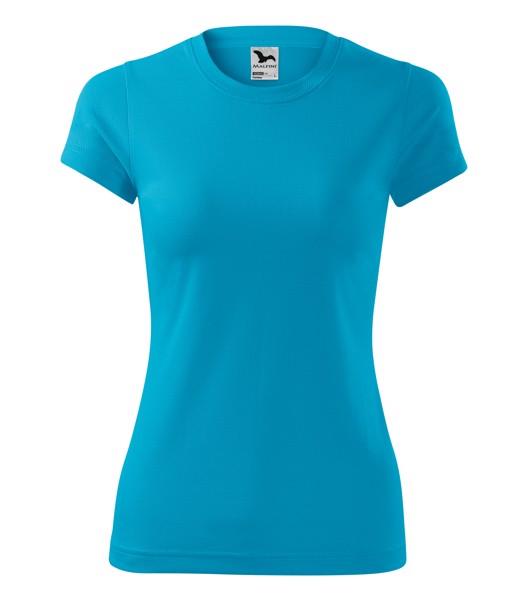 T-shirt women's Malfini Fantasy - Blue Atoll / S
