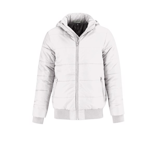 Men's Winter Jacket 325 g/ Superhood Men Jm940 - White / XXL