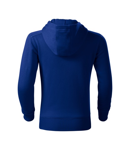Mikina dětská Malfini Trendy Zipper - Královská Modrá / 134 cm/8 let