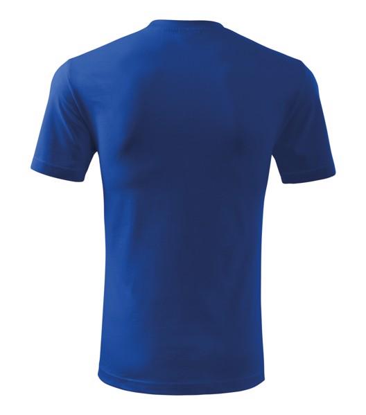 T-shirt men's Malfini Classic New - Royal Blue / M
