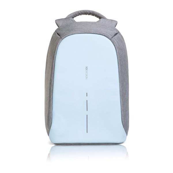 Mochila Antirrobo Bobby Compact - Azul Claro