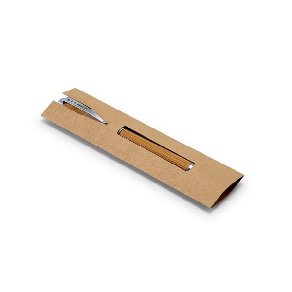 LAKE. Bambusové kuličkové pero