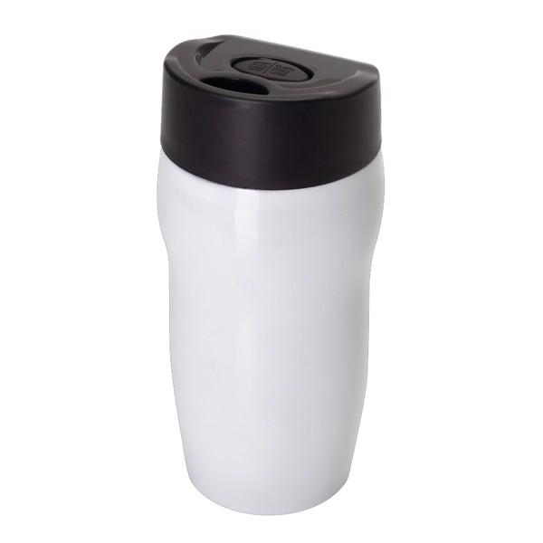 Kubek izotermiczny Edmonton 270 ml - Biały