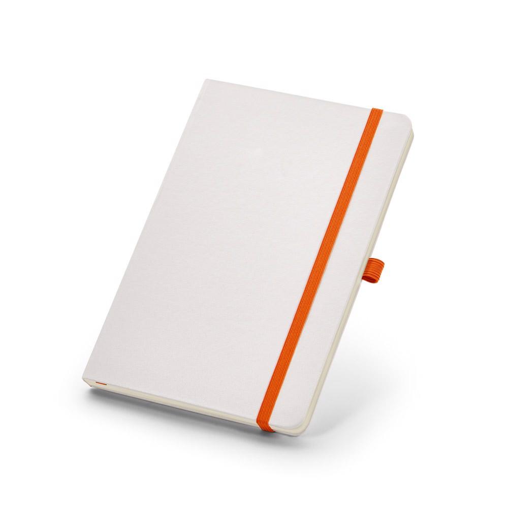 JOYCE. A5 Notepad - Orange