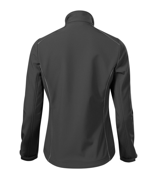 Softshellová bunda dámská Malfini Valley - Ocelově Šedá / XL