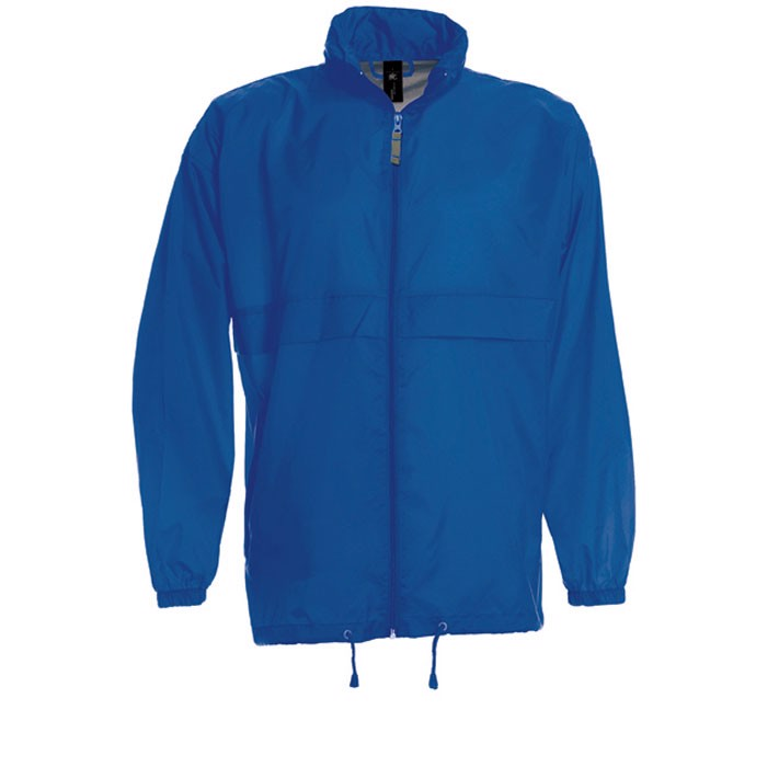 Damen Windbreaker 70 g/m2 Sirocco Women Jw902 - Royal Blue / XXL