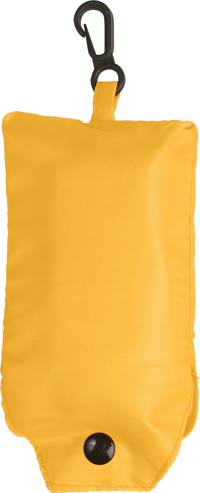 Polyester (190T) shopping bag - Yellow