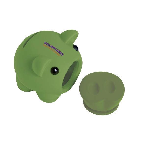 PiggyBank money box - Green