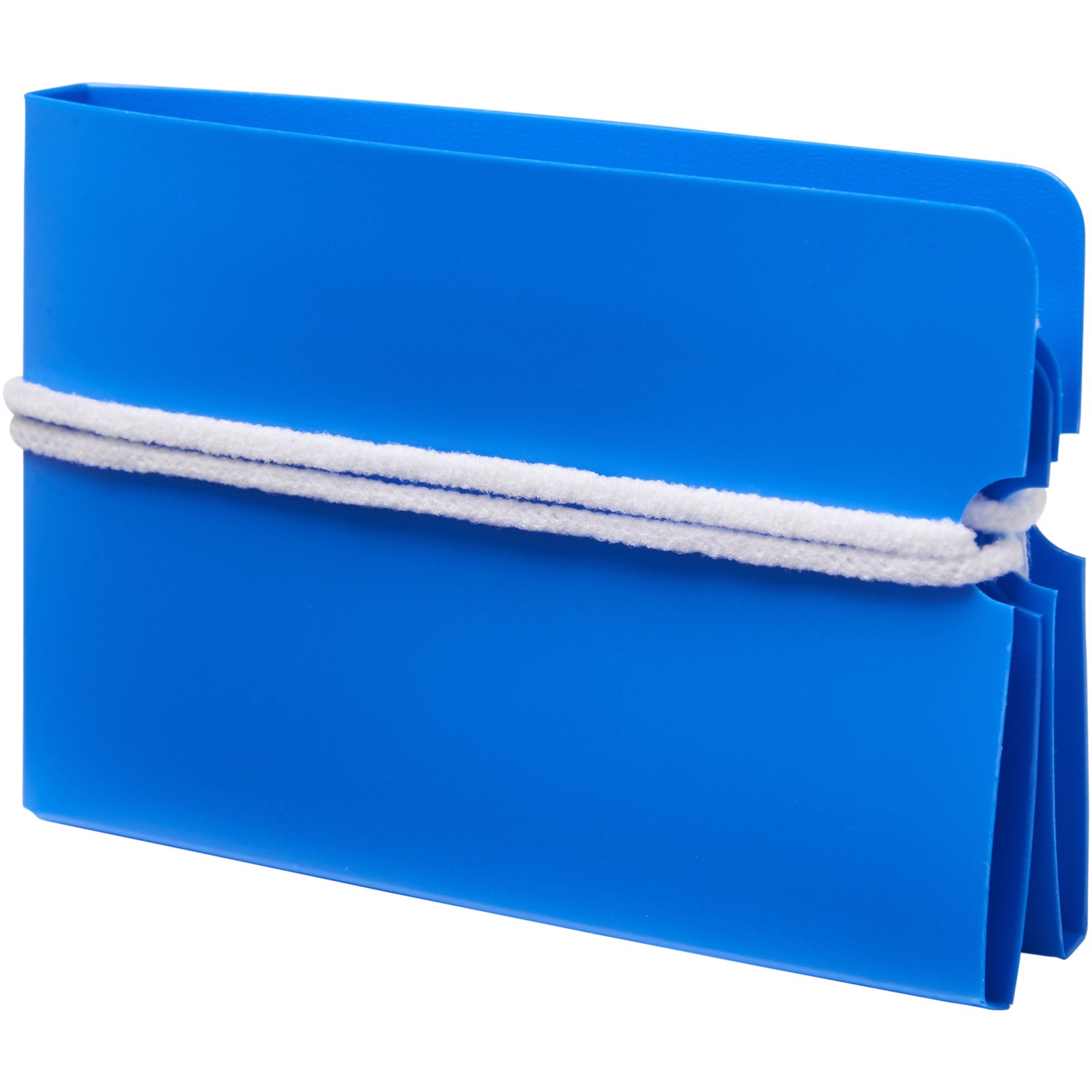 Madden fold-up face mask wallet - Blue