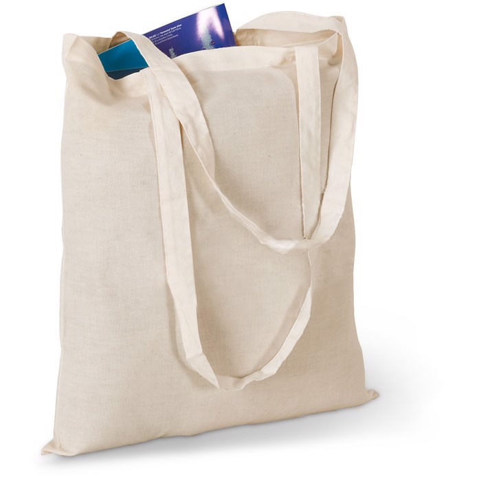 Shopping bag with long handles Cottonel