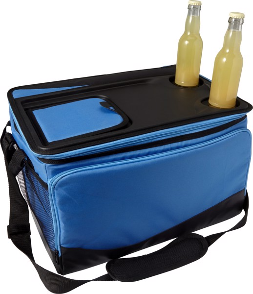 Polyester (600D) cooler bag - Light Green