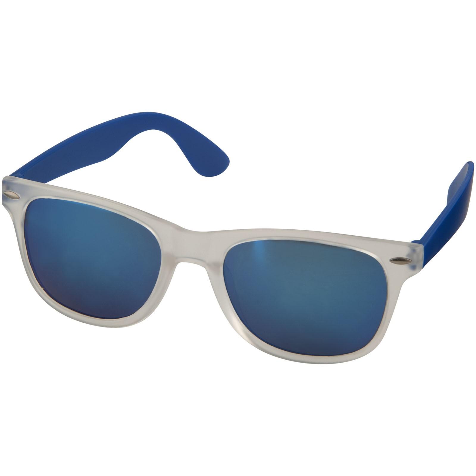 Sun Ray Sonnenbrille mit Spiegelglas - Royalblau
