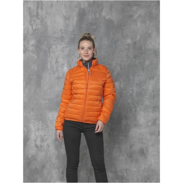 Athenas women's insulated jacket - Solid Black / XXL