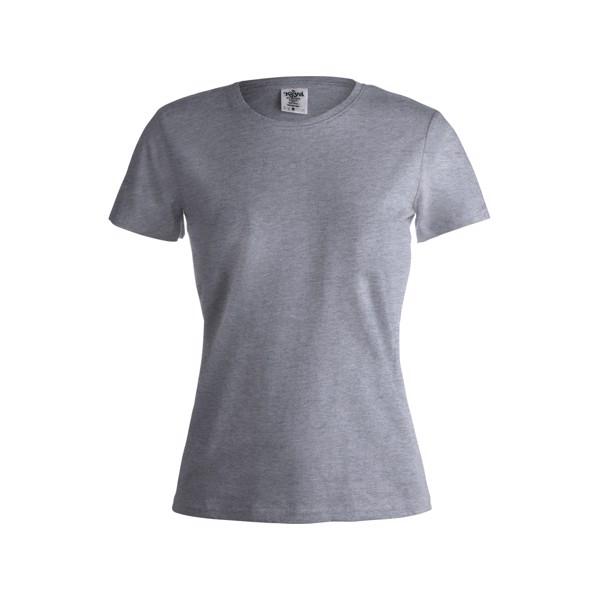 "Camiseta Mujer Color ""keya"" WCS180 - Gris / XXL"