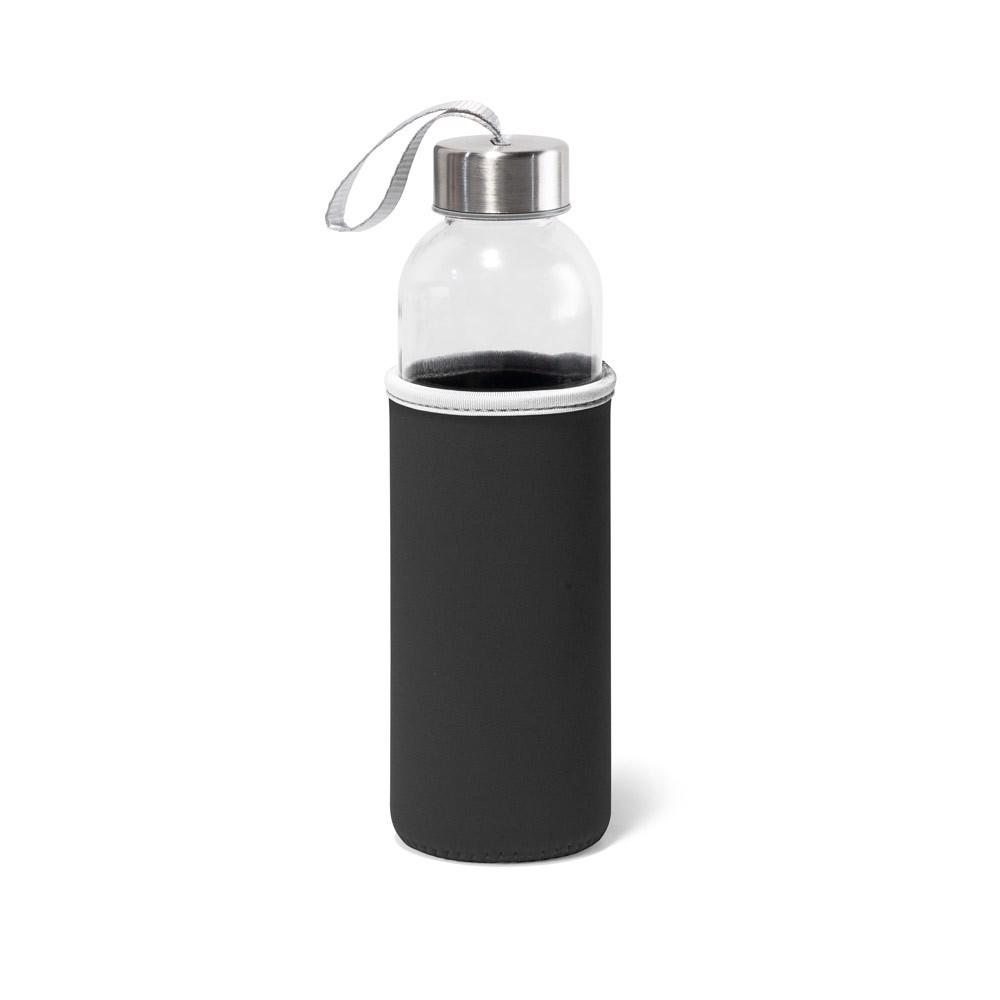 RAISE. Sports bottle 520 ml - Black