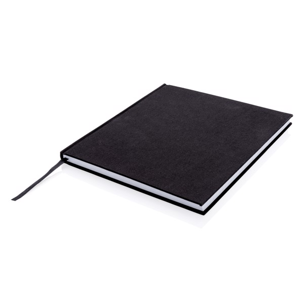 Luxusní poznámkový blok 210x240mm - Černá