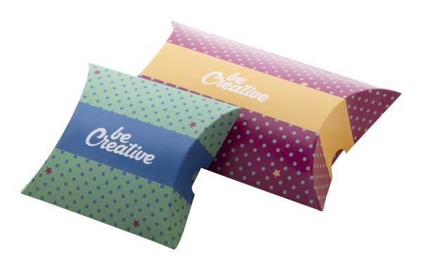 Škatla za vzglavnik CreaBox Pillow S - White