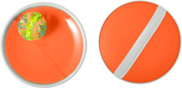 Ballspiel-Set 'Have Fun' - Orange
