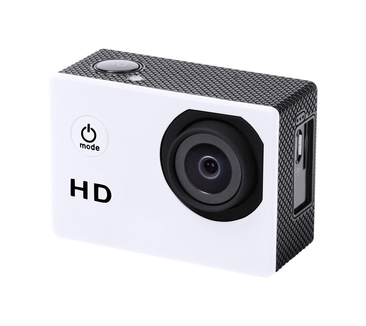 Sportovní Kamera Komir - Bílá / Černá