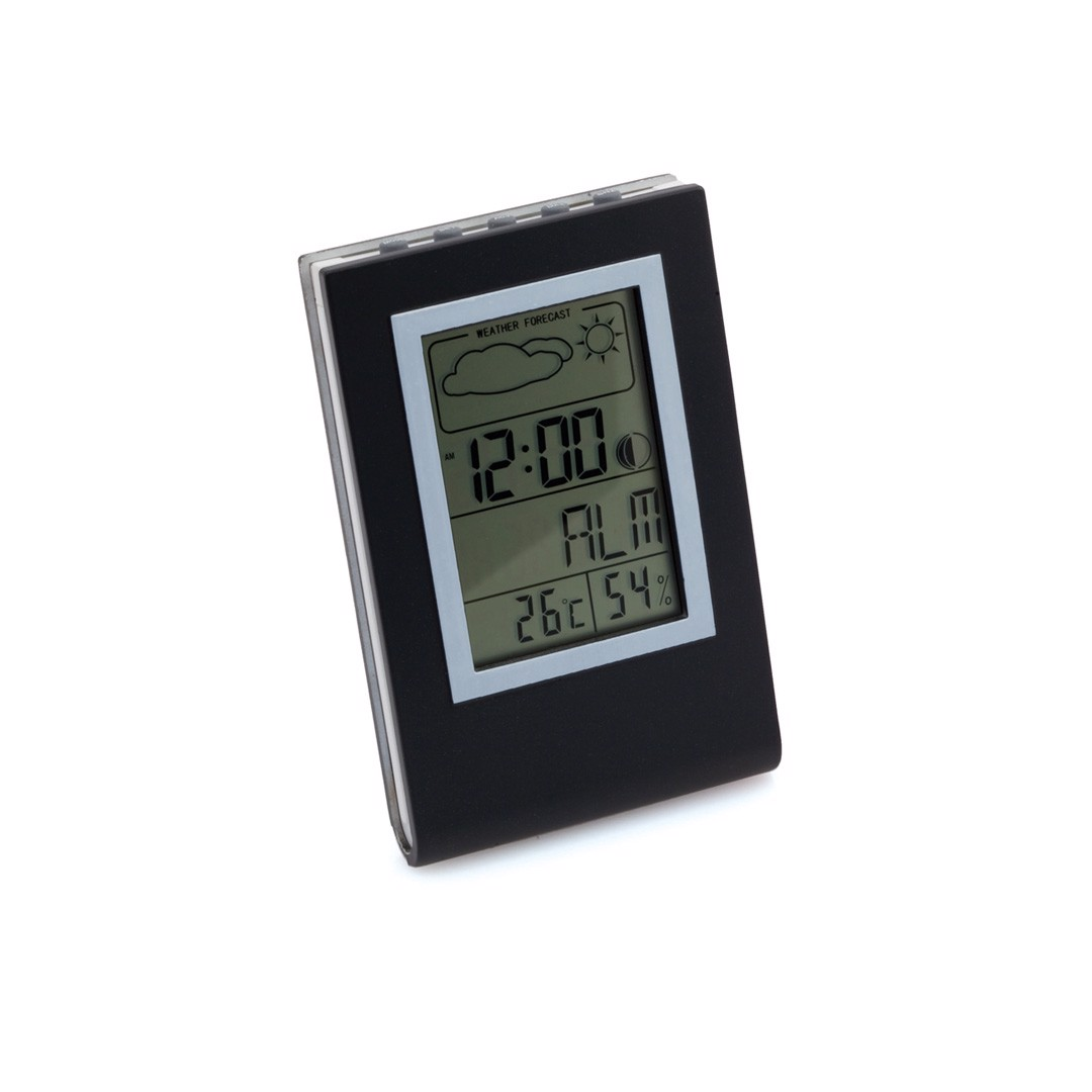 Weather Station Etna - Black
