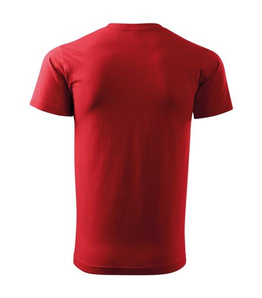 T-shirt unisex Malfini Heavy New - Red / 4XL