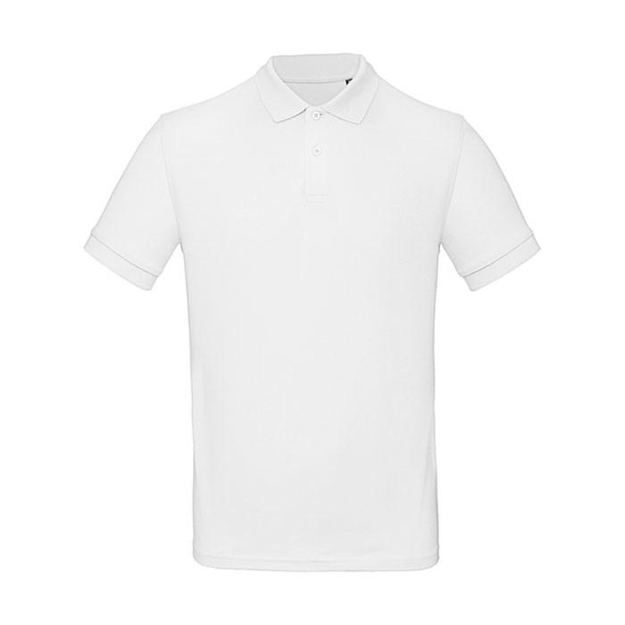 Férfi galléros póló Poloshirt - White / S