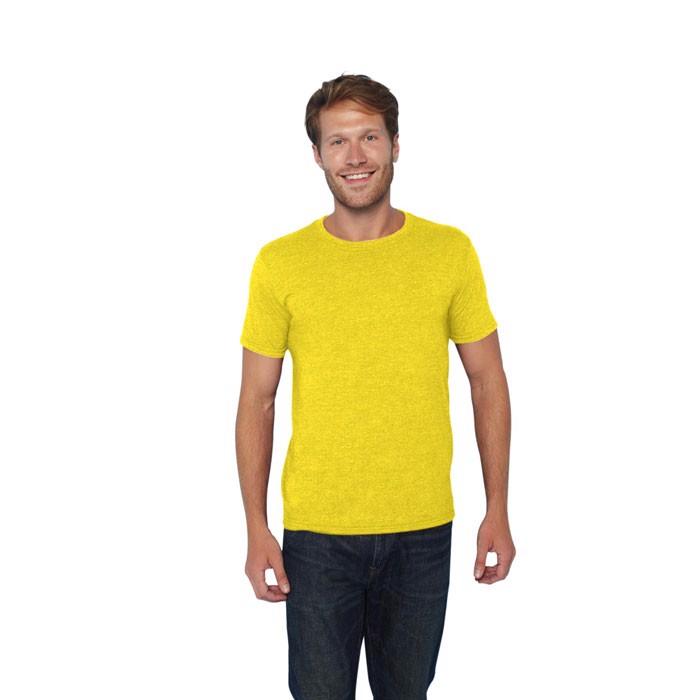 Ring Spun tričko 150 g/m² Ring Spun T-Shirt 64000 - Daisy Yellow / XXL