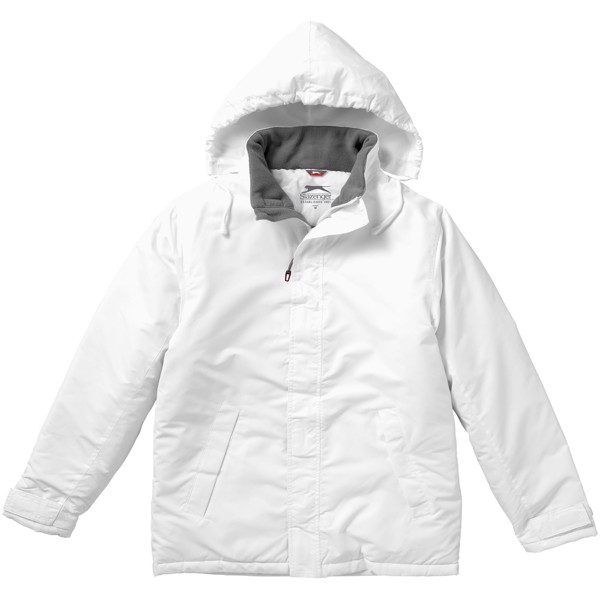 Under Spin insulated jacket - White / S