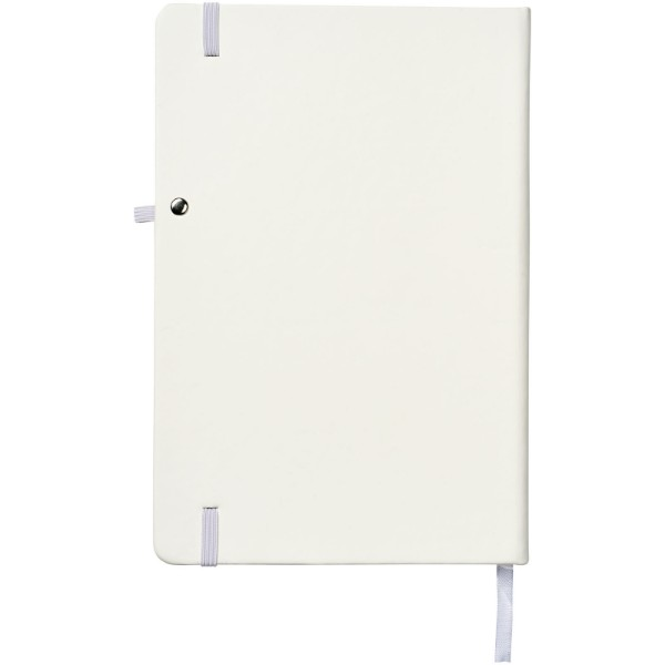 Polar A5 notebook with lined pages