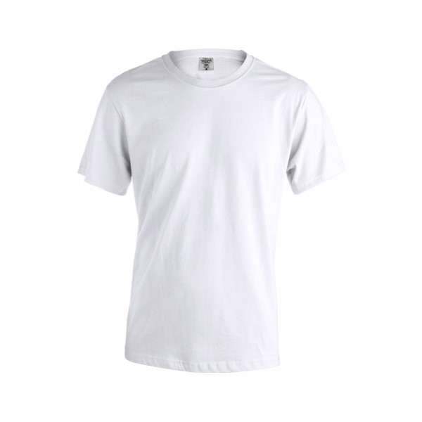 "Camiseta Adulto Blanca ""keya"" MC130 - Blanco / L"