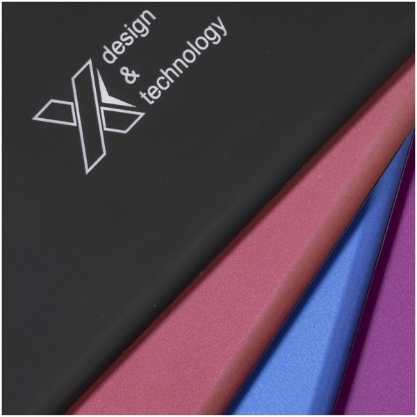 SCX.design P15 light-up 5000 mAh powerbank - Purple / White