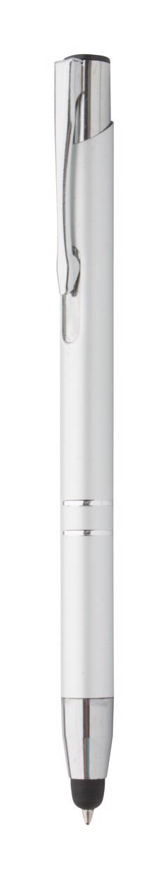 Touch Ballpoint Pen Tunnel - Silver