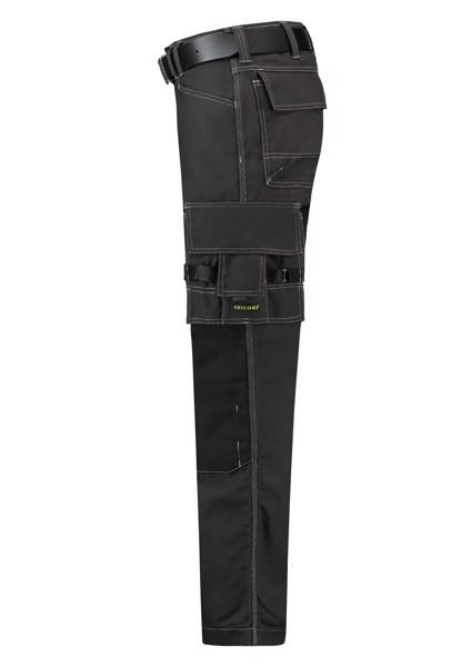Pracovní kalhoty unisex Tricorp Cordura Canvas Work Pants - Tmavě Šedá / 56