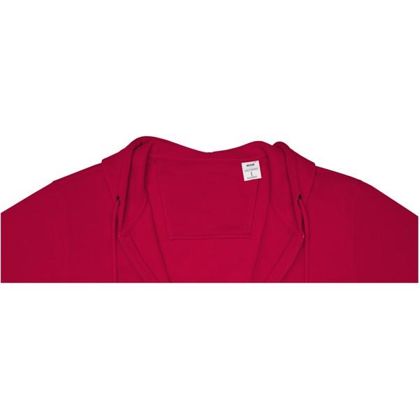 Theron men's full zip hoodie - Red / XL
