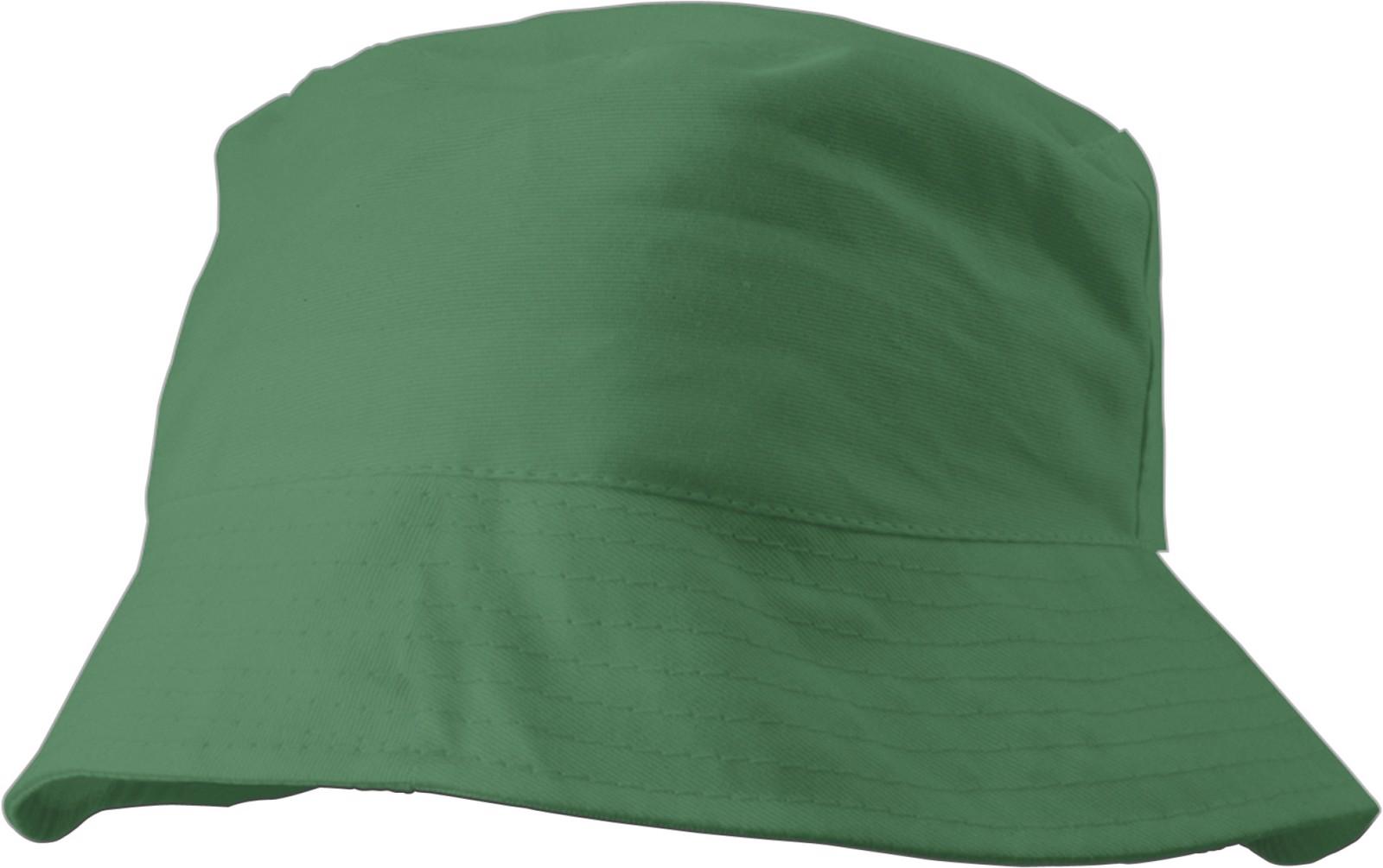 Cotton sun hat - Green