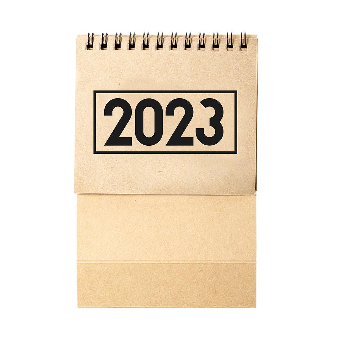 Calendario Sobremesa Lasow