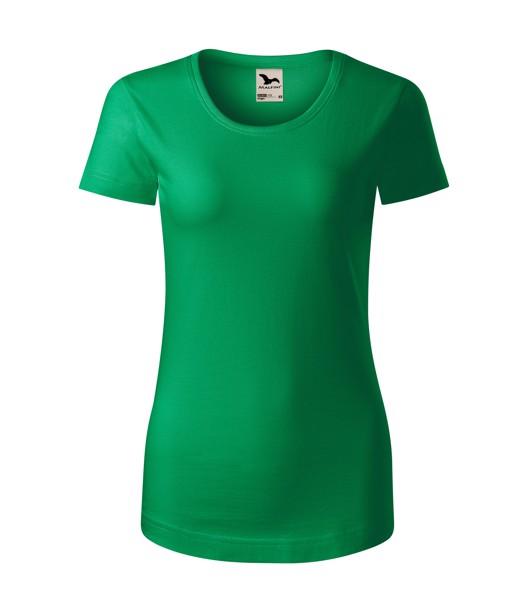 T-shirt women's Malfini Origin - Kelly Green / L