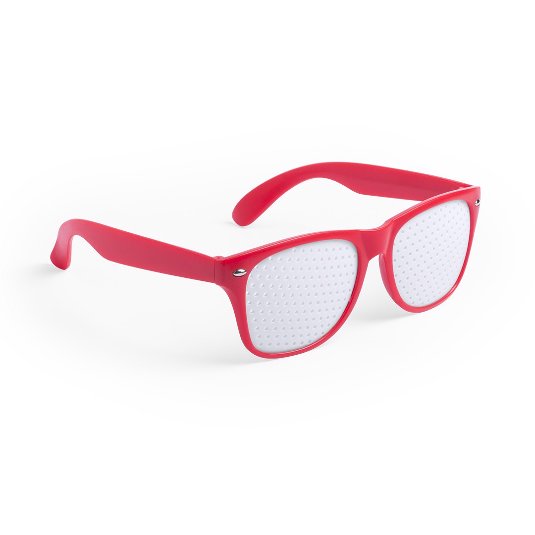 Gafas Zamur - Rojo