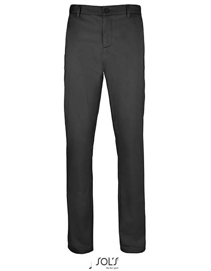 Jared Men Pants - Black / 48