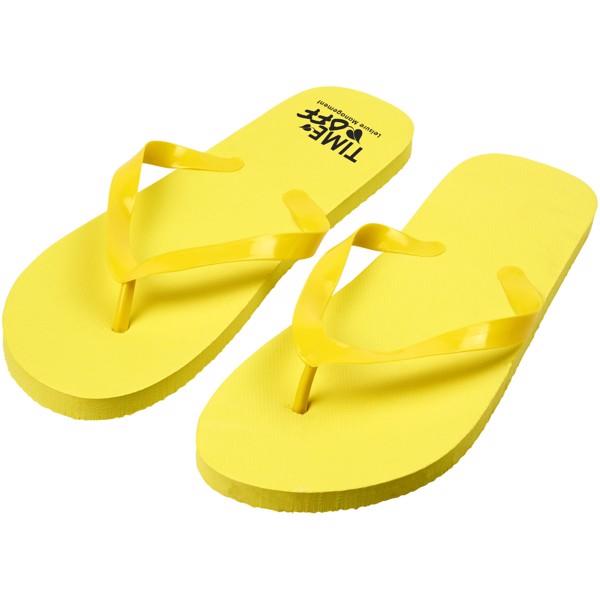 Railay plážové trepky (M) - Žlutá