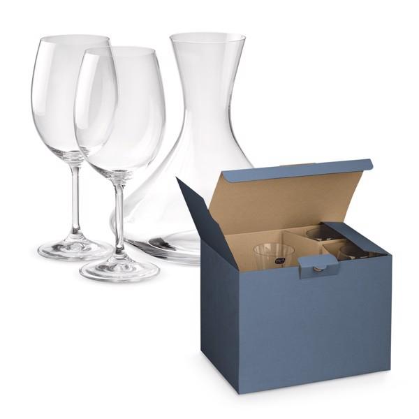 BORDEAUX. Set de vino