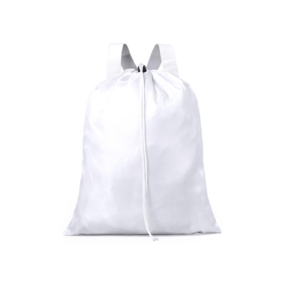 Drawstring Bag Shauden - White
