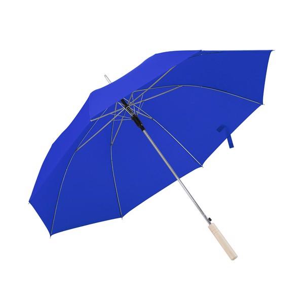 Paraguas Korlet - Blanco / Azul