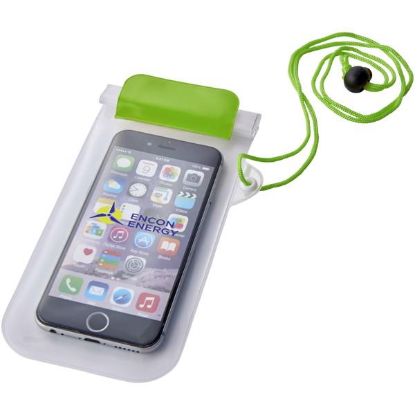 Vodotěsné pouzdro na chytrý telefon Mambo - Limetka