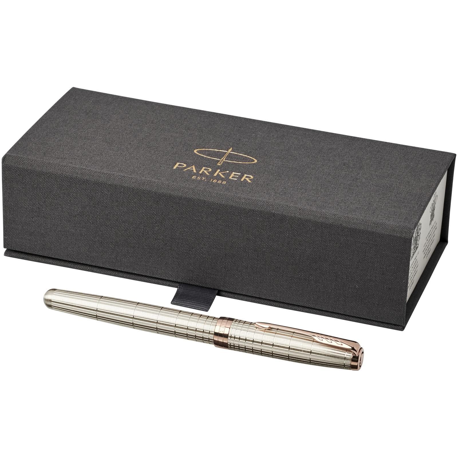 Sonnet rollerball pen - Silver
